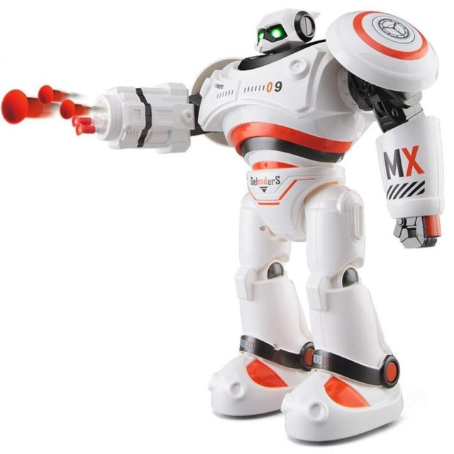 RC Police Robot Toy