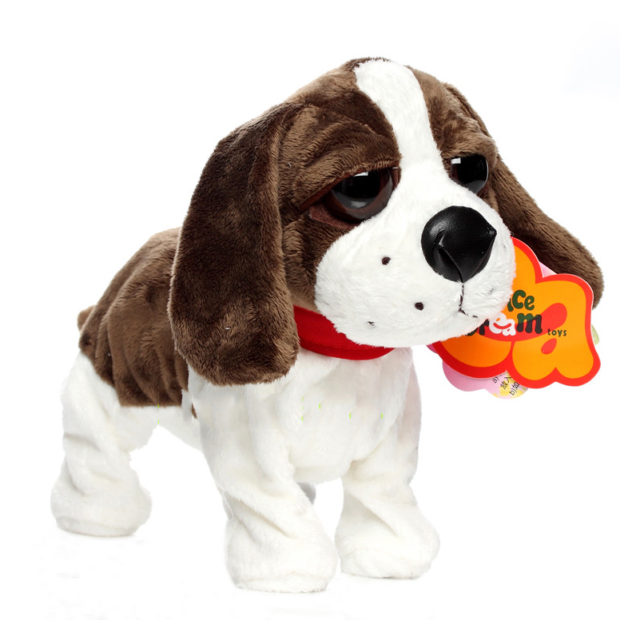 Electronic Control Robot Dogs for Kids