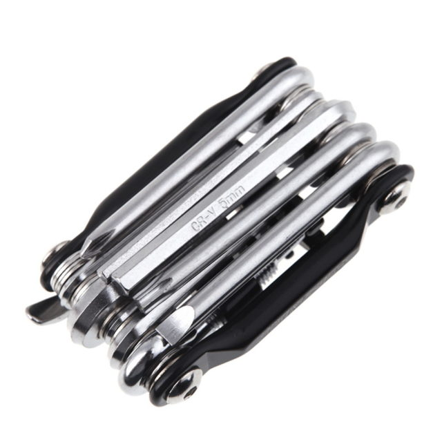 15 In 1 Bike Repairing Tool Set Bike