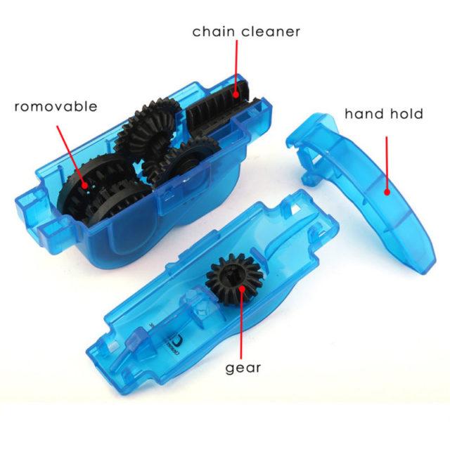 Bicycle Chain Wheel Wash Cleaner