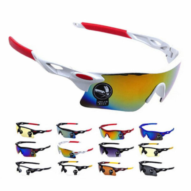 Unisex Cycling Windproof Glasses