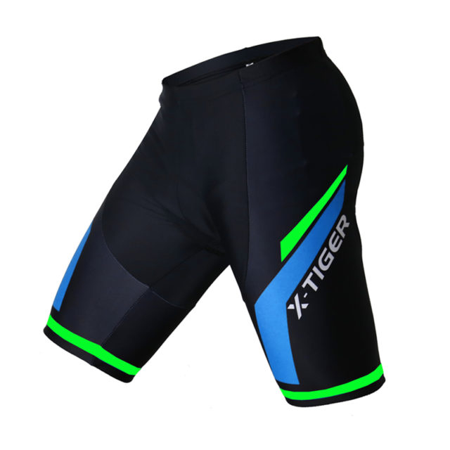 Professional Comfortable Quick-Drying Men's Cycling Shorts