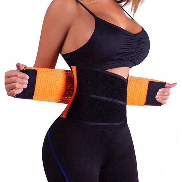 Thermo Slimming Waist Belt