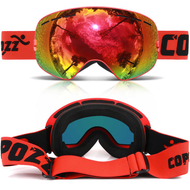 Polarized Ski Goggles