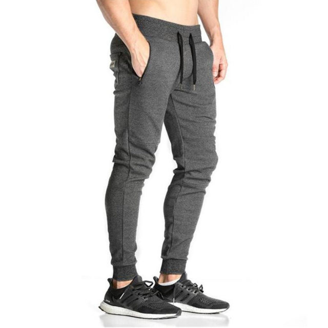 Men's Fitness Cotton Pants