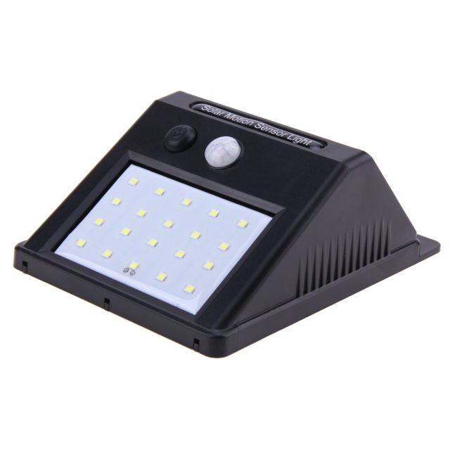 20/25/30 LED Waterproof Solar Light