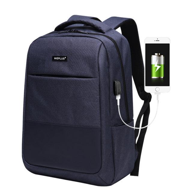 Multifunctional Water-Resistant Large Capacity Men's Laptop Backpack